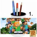 Gamer 1 Fényképes ceruzatartó