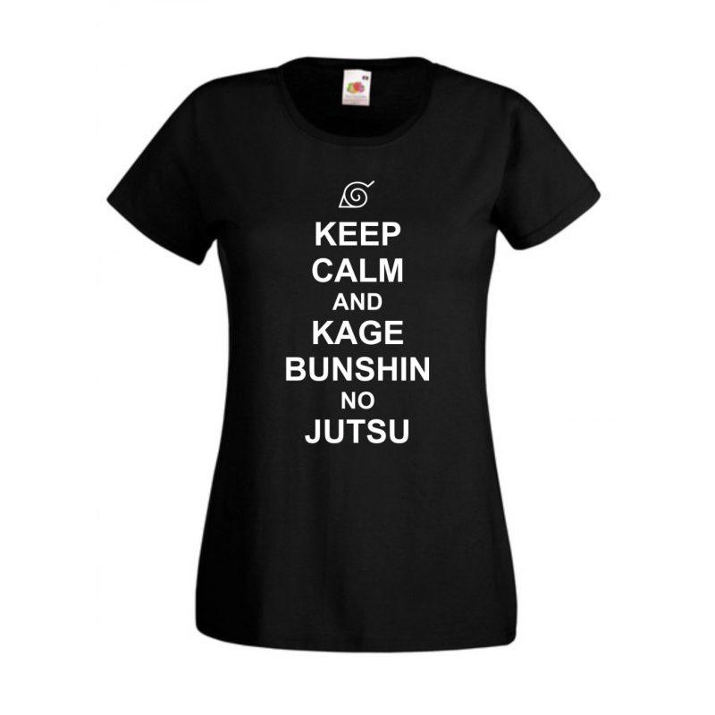 Naruto Kage Bunshin no Jutsu póló
