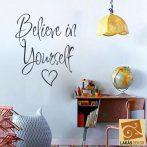 Believe in Yourself falmatrica