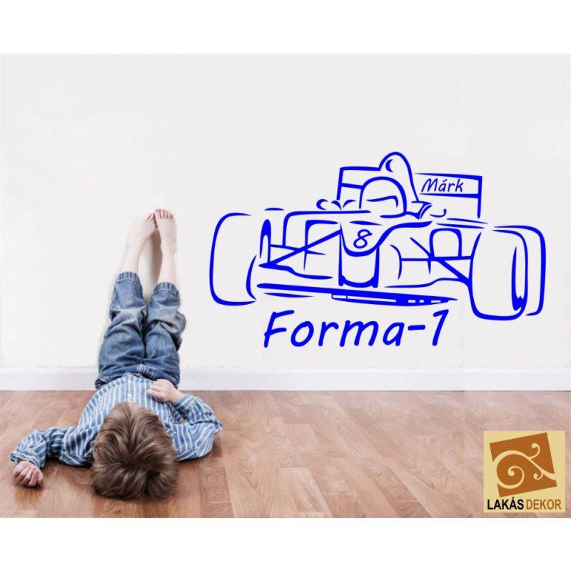 F1 autó 2