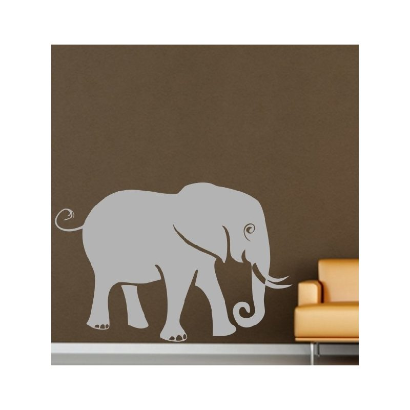 Elefánt falmatrica 2