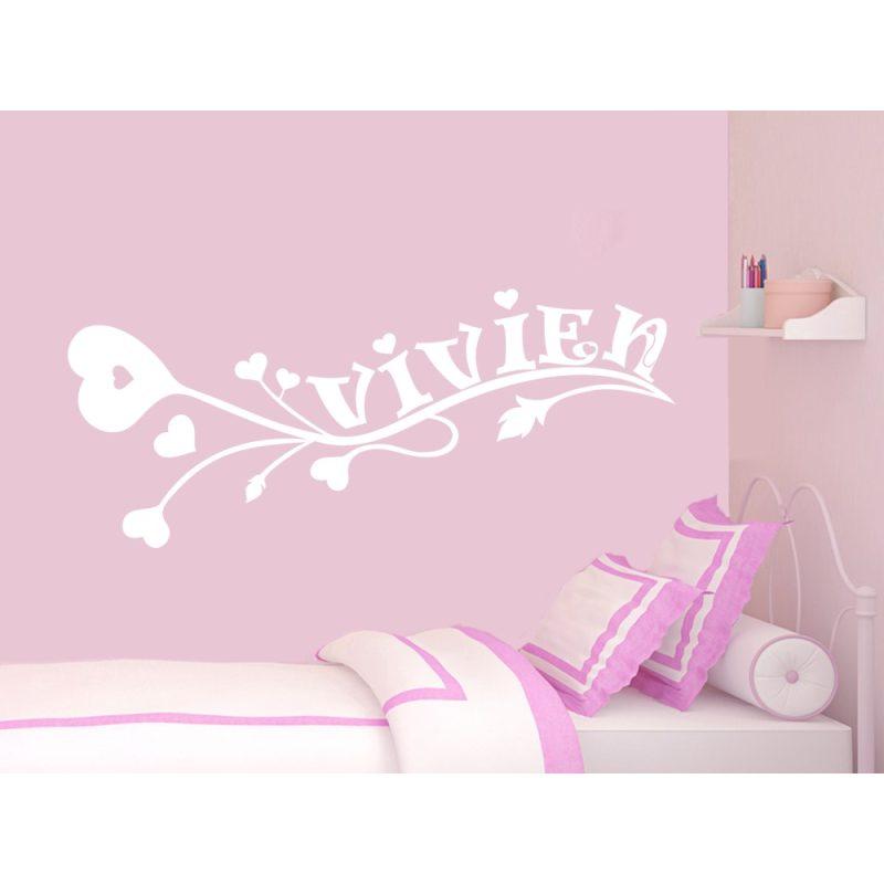 Lányos szoba 8 szíves falmatrica
