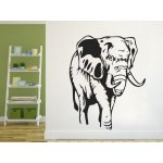 Elefánt falmatrica 3