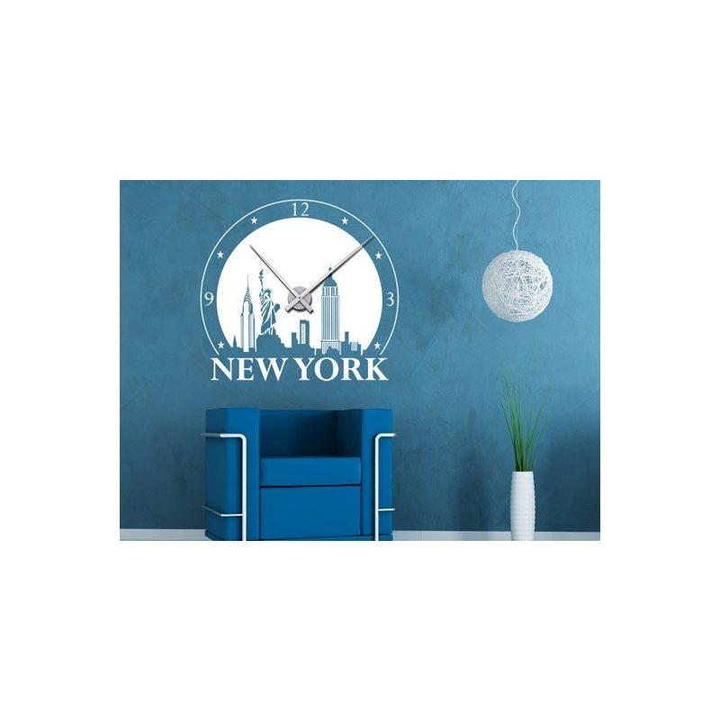 New York falmatricás óra