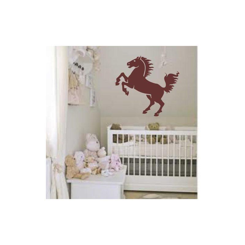 Ló, lovas falmatrica 2