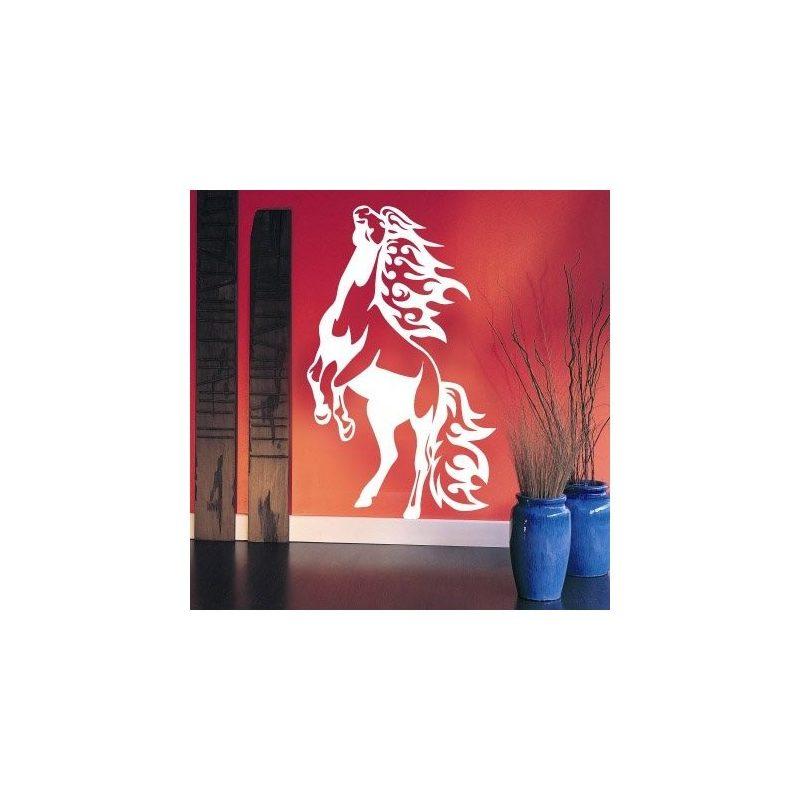 Ló, lovas falmatrica 4
