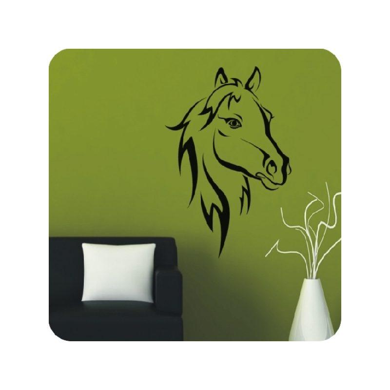 Lófej, lovas falmatrica 2