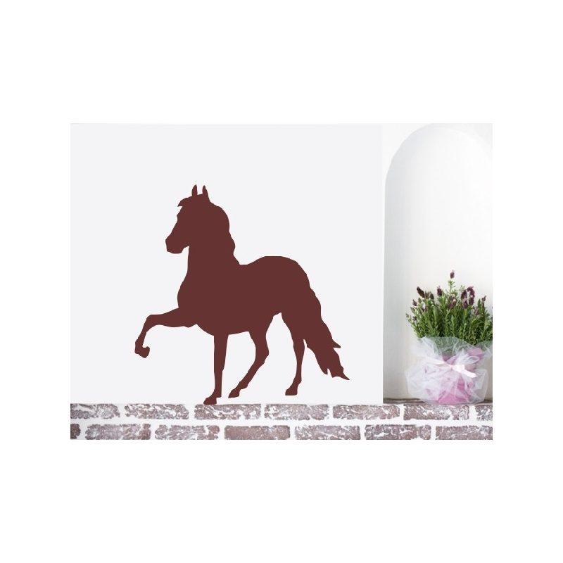 Ló, lovas falmatrica 5