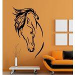 Lófej, lovas falmatrica 4
