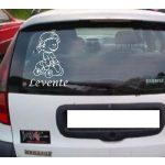 Autómatrica, Baba a kocsiban, Kisfiú autóval
