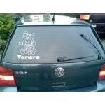 Autómatrica, Baba a kocsiban, Kislány macival