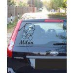 Autómatrica, Baba a kocsiban, Ülős Kisfiú