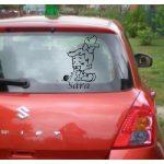 Autómatrica, Baba a kocsiban, Kislány csigával