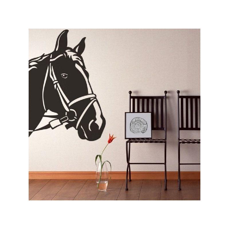 Ló, lovas falmatrica 8