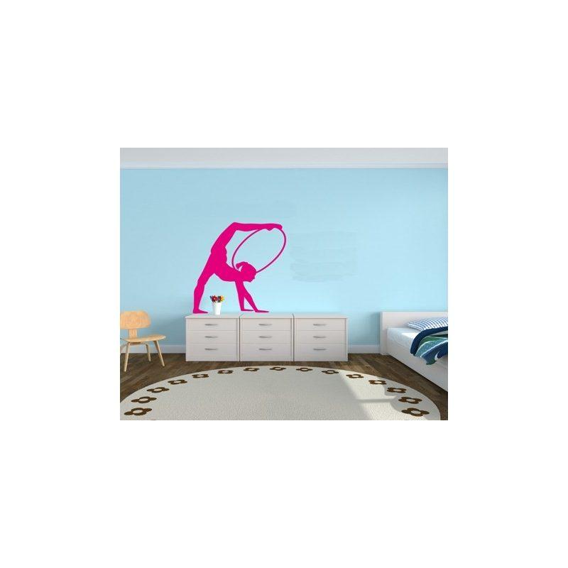 Ritmikus gimnasztika 5 karikás