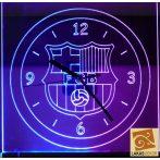 LED tábla óraszerkezettel