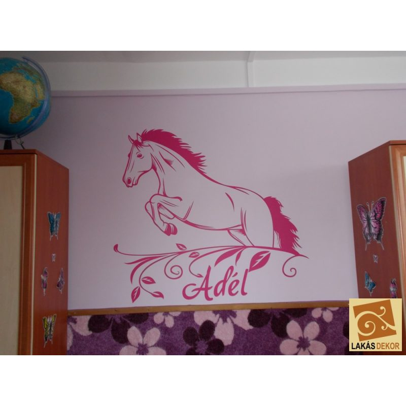 Ló, lovas falmatrica 13