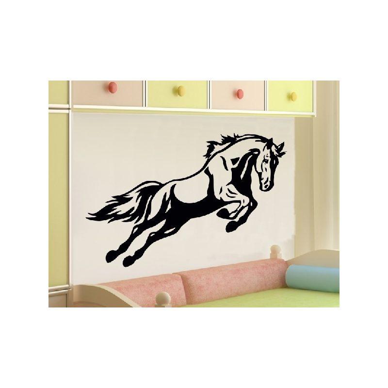 Ló, lovas falmatrica 12
