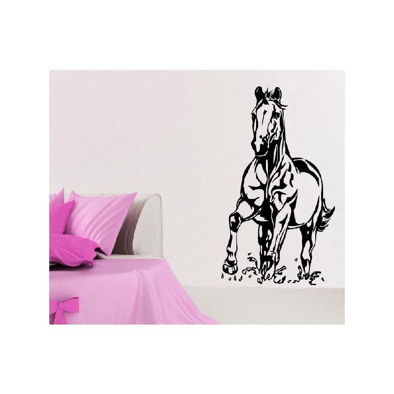 Ló, lovas falmatrica 9