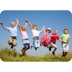Gyerekek fényképes egérpad