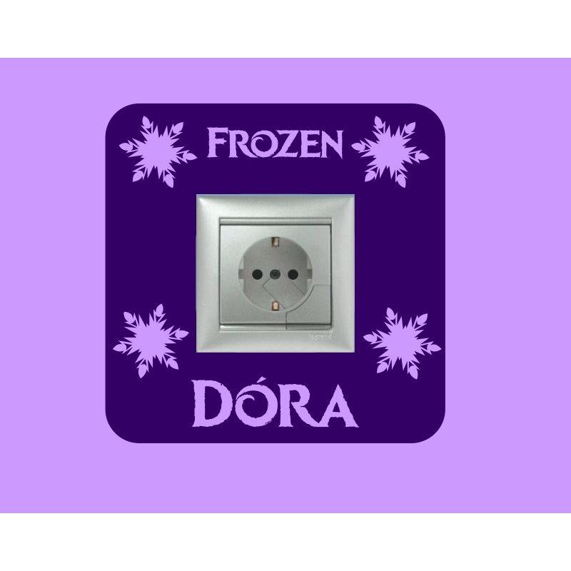"""Frozen """"Saját névvel"""""""