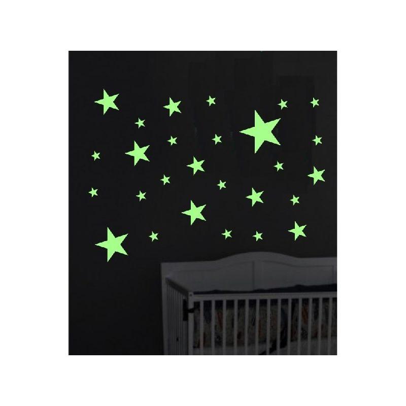 """Csillagok """"Sötétben világít"""""""
