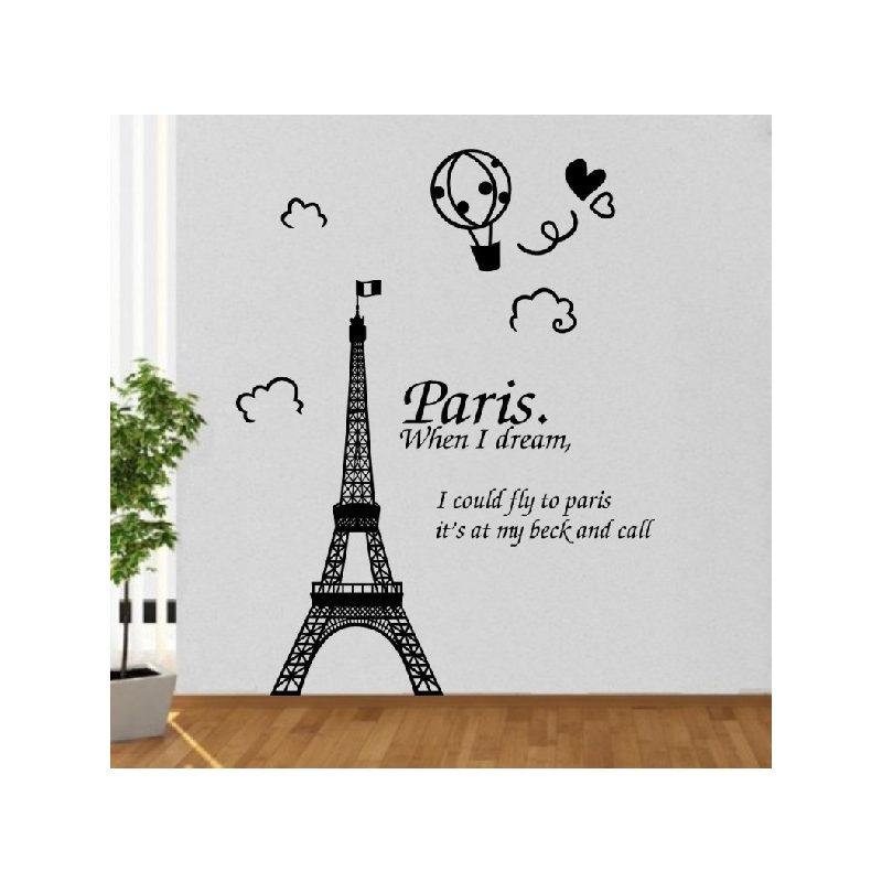 Eiffel torony 3 falmatrica