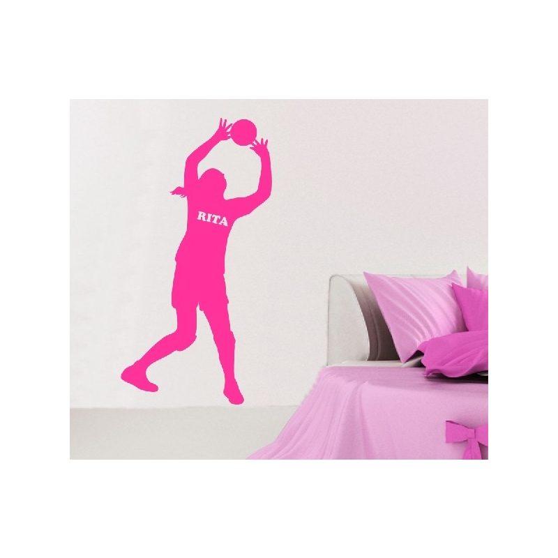 Röplabdás lány 1