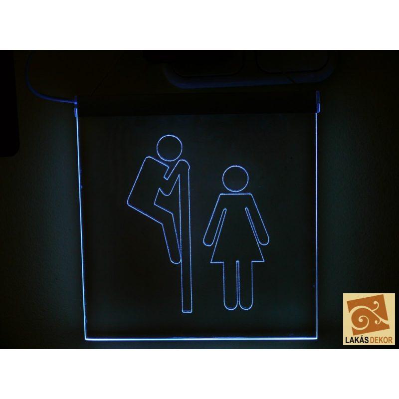 LED tábla egyedi