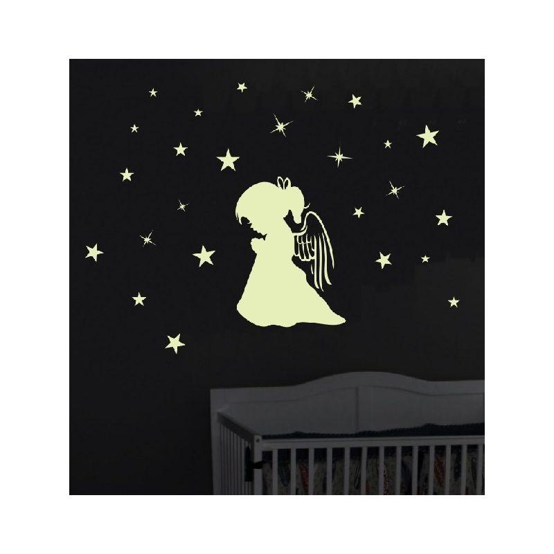 """Angyalka """"Sötétben világít"""""""