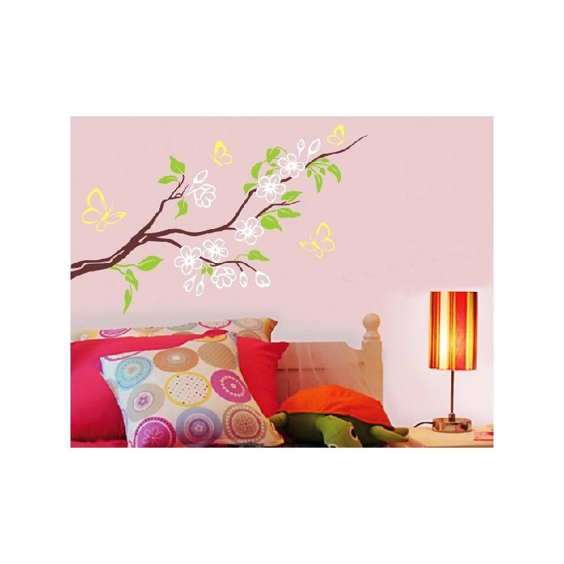 Cseresznyefa színesben 118x80 cm