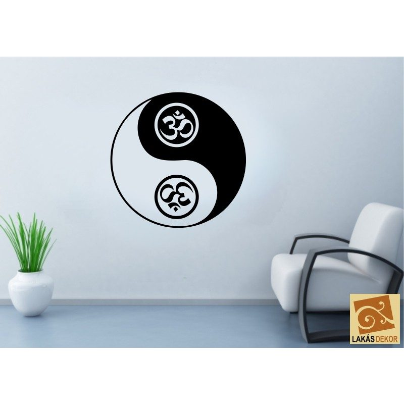 Yin Yang OM