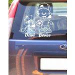 Autómatrica, Baba a kocsiban, Kisfiú és Fiú-1