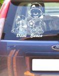 Autómatrica, Baba a kocsiban, Fiú és Kisfiú-1