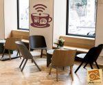 Kávé 19 Free wifi falmatrica