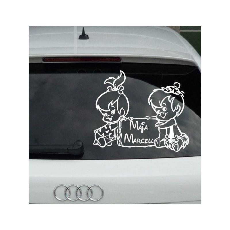 Autómatrica, Baba a kocsiban, Enikő és Benő 3