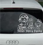 Autómatrica, Baba a kocsiban, Lánykák fiúval 2