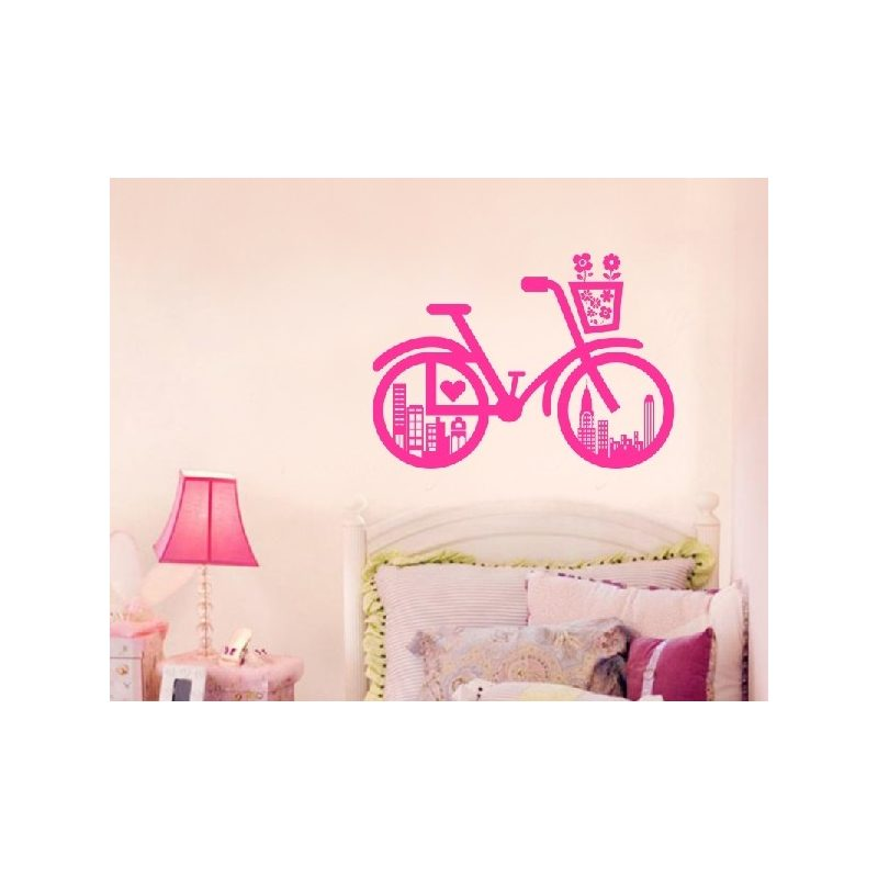 Városnéző kerékpár