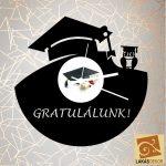 Diplomaosztóra, ballagásra óra