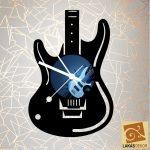 2. gitáros sziluett óra