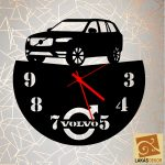 1. Volvo-xc90 sziluett óra