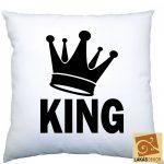 King párna