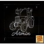 Traktoros Ledtábla