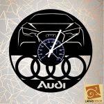 4. Audi egyedi óra, sziluett óra