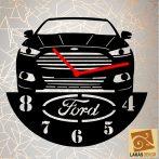 3. Ford Mondeo egyedi óra, sziluett óra