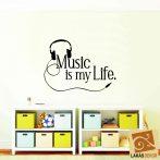 Music is my life falmatrica