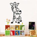 Zebra gyerek