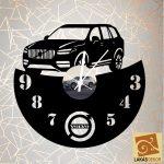 2. Volvo-xc90 sziluett óra